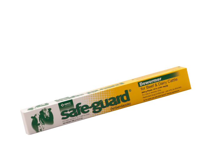SAFE-GUARD Paste for cattle