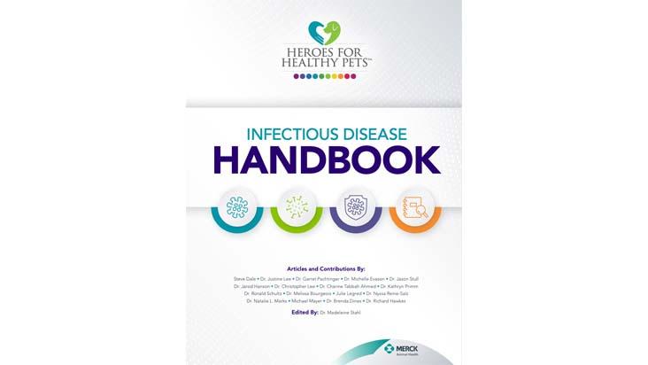 Infectious Disease Handbook cover