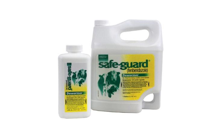 SAFE-GUARD Suspension for Cattle
